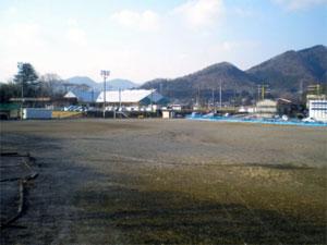 佐野市田沼西運動場野球場