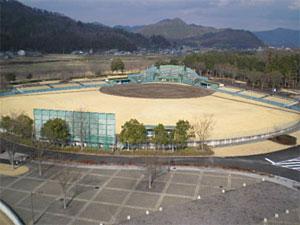 佐野市田沼グリーンスポーツセンター野球場
