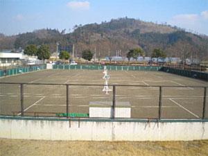 佐野市田沼グリーンスポーツセンターテニスコート