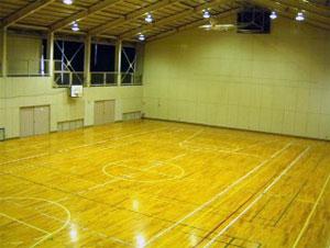 黒保根社会体育館