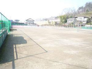 みどり市笠懸テニスコート