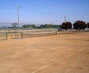 館林市営テニスコート