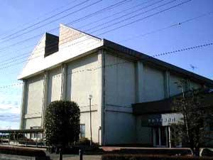 太田市尾島体育館