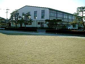 太田市尾島第2体育館