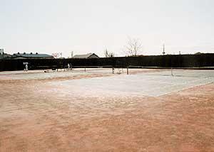 みどり市大間々テニスコート