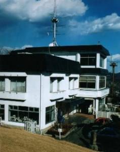 織姫公園レストラン棟