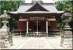 下野國一社八幡宮・門田稲荷神社