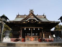 上州板倉 総本宮 雷電神社