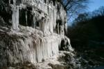 内野の氷柱