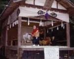 賀茂神社の太々神楽