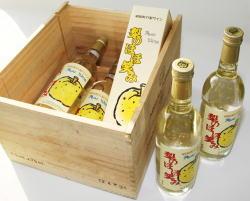明和の梨ワイン「梨のほほ笑み」
