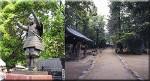 国指定史跡 新田荘遺跡 生品神社境内