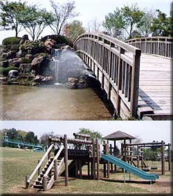 山上城跡公園