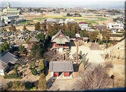 国指定史跡 新田荘遺跡 明王院境内