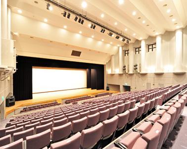 太田市藪塚本町文化ホール(カルトピア)