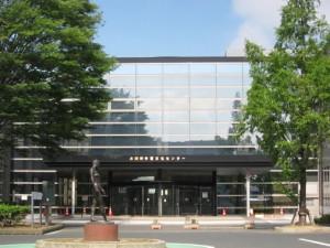 太田市立中央図書館