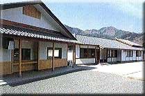 須花坂公園「憩い館」